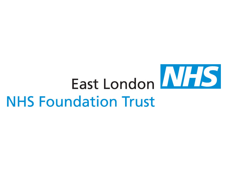 East London NHS Foundation Trust logo
